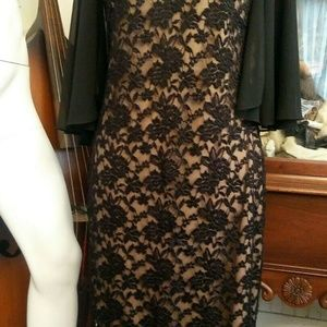 CONNECTED APPAREL COCKTAIL DRESS Size 6